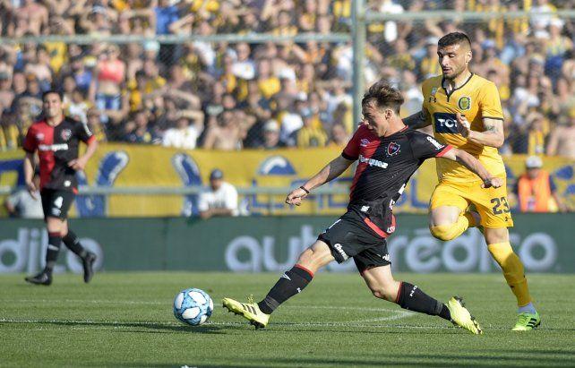 Vuelve. Cacciabue dejó atrás la seguidilla de lesiones y tiene muchas chances de ir al banco de suplentes.