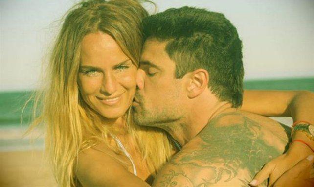 Sabrina Rojas admitió que cuando empezaron a salir con Luciano Castro eran amantes