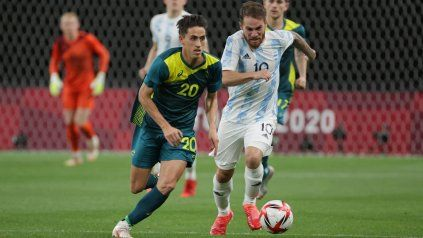Argentina ya juega ante Australia en su debut en los Juegos Olímpicos de Tokio.