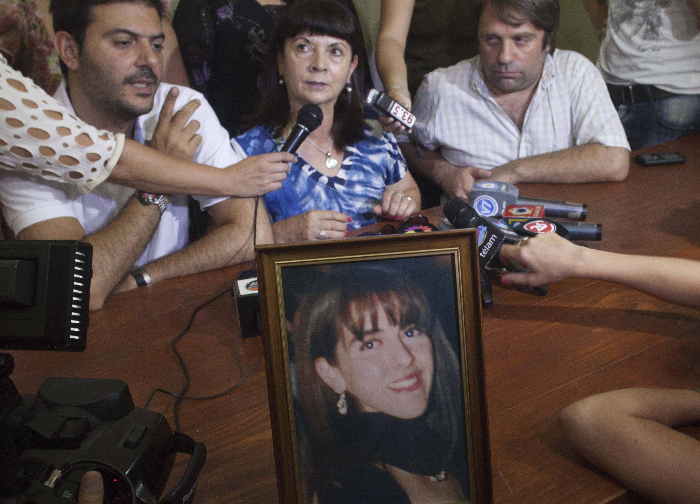"""Susana Trimarco afirmó que """"la seguridad de esta provincia es una vergüenza"""" calificó al ahora ex ministro como """"un inútil""""."""