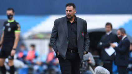 San Lorenzo se quedó sin técnico y el DT interino será Pipi Romagnoli
