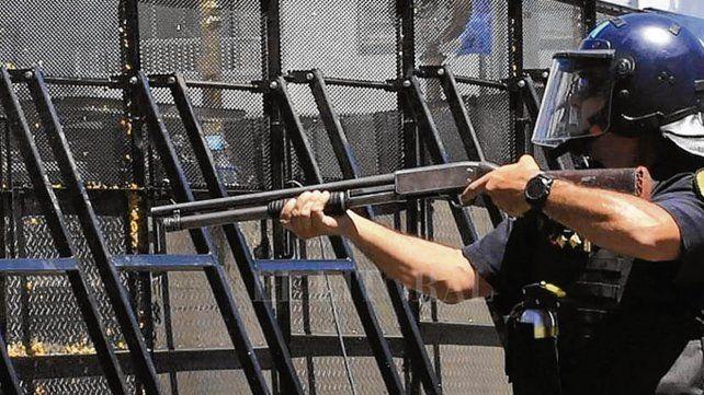 culpables. De los 77 casos 66 fueron cometidos por la policía santafesina.