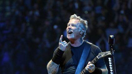 Confirman que Metallica tocará en la Argentina en abril de 2022