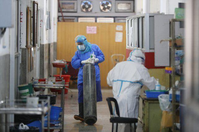 Otras 443 personas murieron y 18.793 fueron reportadas con coronavirus en las últimas 24 horas