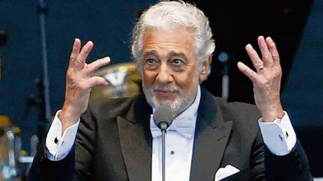 Plácido Domingo. El tenor español está acusado de acoso sexual.