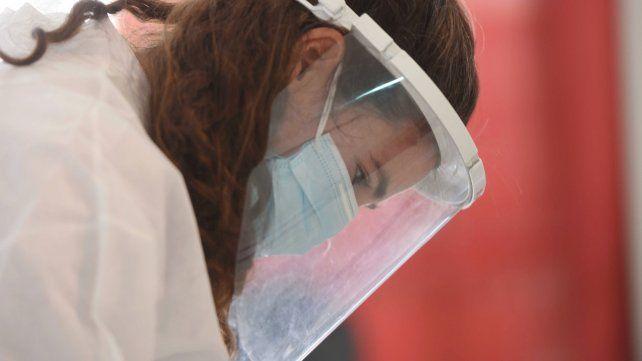 En Argentina hubo 5.726 nuevos contagios y 257 fallecimientos por coronavirus