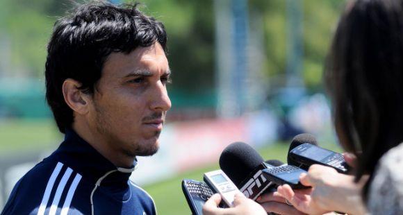 Burdisso: En la Selección tenemos que hacer una autocrítica y mejorar muchísimo