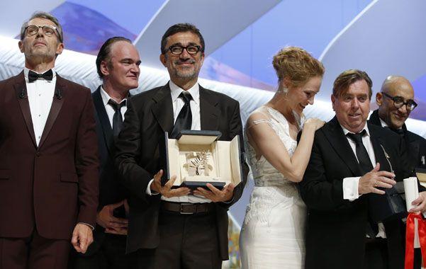 Nuri Bilge Ceylan. El director turco se adjudicó la 67ª edición de Cannes.