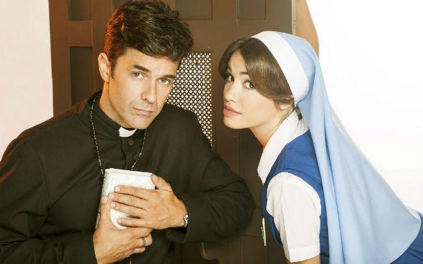 Confesión. Mariano Martínez y Lali Espósito interpretan a Tomás y a Julia