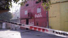 La distribuidora del Manco García fue escenario de un doble crimen y de varios hechos violentos en los últimos años.