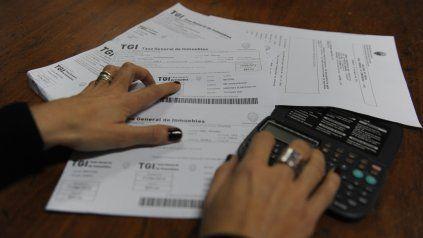 Ajuste tributario. La Tasa General de Inmuebles (TGI) tendrá una suba a partir de abril, de acuerdo a la normativa que lo faculta al Ejecutivo a subir este impuesto.