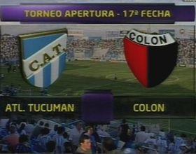 El decano venció a Colón con un doblete de la Pulga Rodríguez