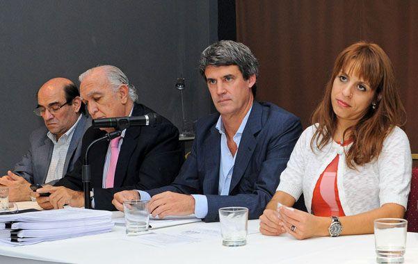 Unidos. Los referentes de la oposición están armando una lista unificada de consejeros para las elecciones.
