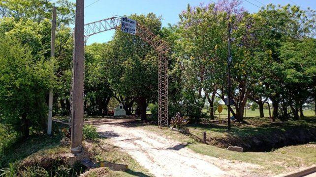 El parque está ubicado en una zona estratégica (gentileza Diario El Sur).