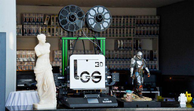 La primera competencia nacional de impresión 3D tendrá base en Rosario. La organizan una empresa local que confeccionó y donó máscaras de seguridad para el personal médico y el Polo Tecnológico.
