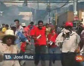 Honduras: bombas cerca de la embajada brasileña y temen choques más violentos