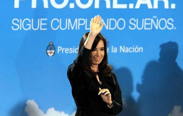 """Algunos medios televisivos """"no quieren que los argentinos se enteren del país que tienen"""""""