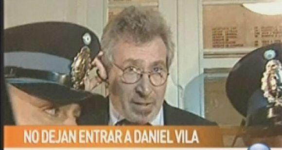 No dejaron ingresar a Vila a la sede de la AFA pese a una orden judicial