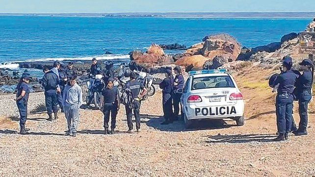Puerto Deseado. Los dos jóvenes están acusados de violar a la mujer y de asesinar a su hijo