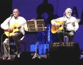 Murió Patricio Jiménez, segunda voz y compositor del Dúo Salteño
