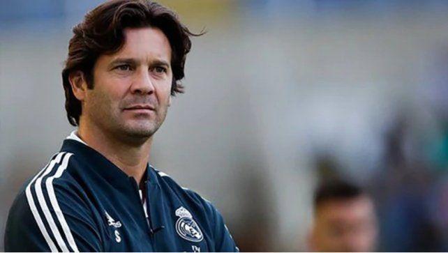 Santiago Solari asume como técnico interino de Real Madrid
