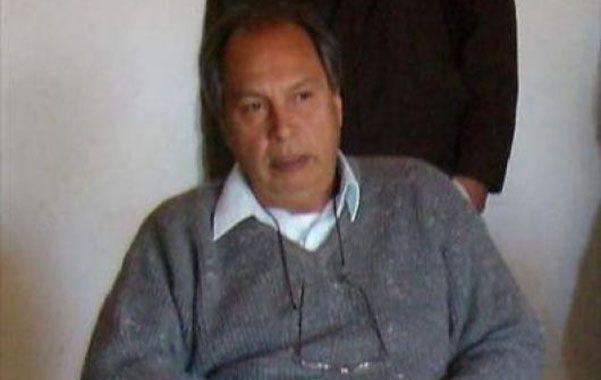 Condenado. Carlos Villegas.