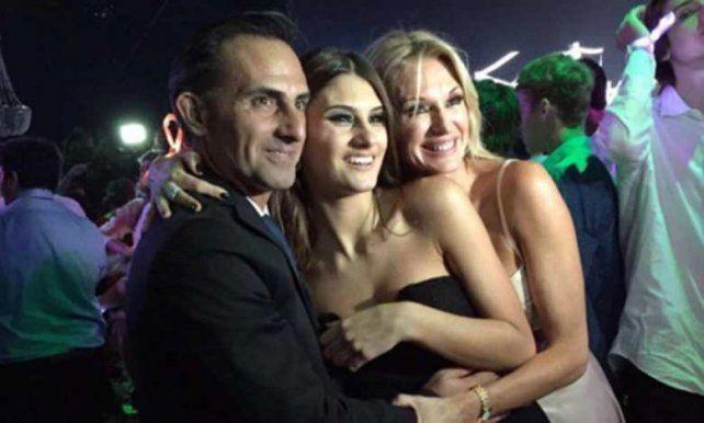 Diego Latorre declaró su amor a la familia tras las críticas de su hija