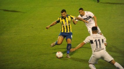 Central quedó en offside y cayó 1 a 0 en La Plata ante Gimnasia
