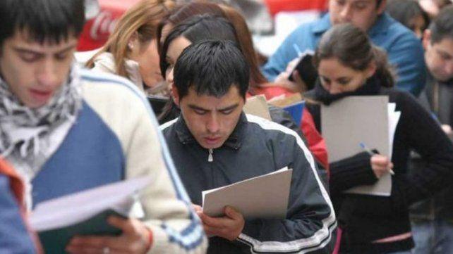 La tasa de desocupación en el Gran Rosario es la segunda más alta del país.