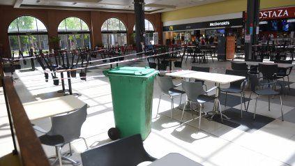 Los locales de los shoppings solo podrán trabajar por envío o modalidad take away, pero no habrá circulación de clientes.