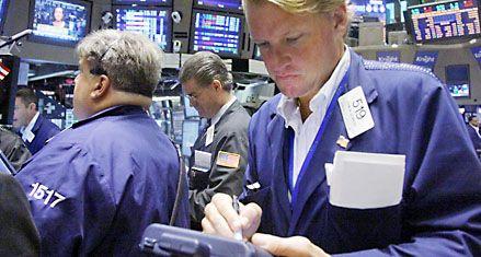 El alivio de los mercados europeos no logró llegar a Estados Unidos