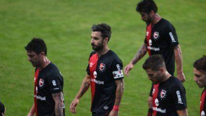 La experiencia sirvió de poco. Formica, Scocco y Pablo Pérez se retiran en el primer tiempo. Los tres fueron reemplazados antes de los 90.