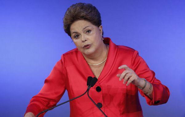 De amianto. Dilma disertó esta semana en Nueva York