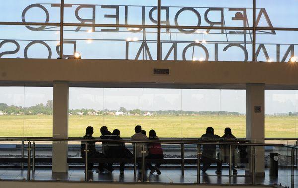 La apuesta es que Rosario tenga una terminal aérea de primer nivel.