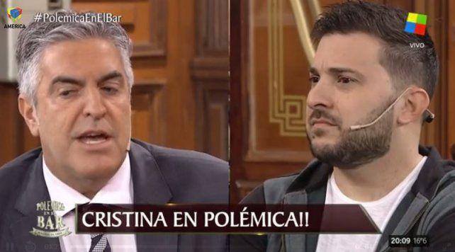 Tremendo cruce entre Brancatelli y el abogado de Cristina que lo acusó de desleal