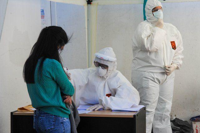 Rosario sumó 217 nuevos infectados de coronavirus y ya tiene unas 2.800 personas aisladas