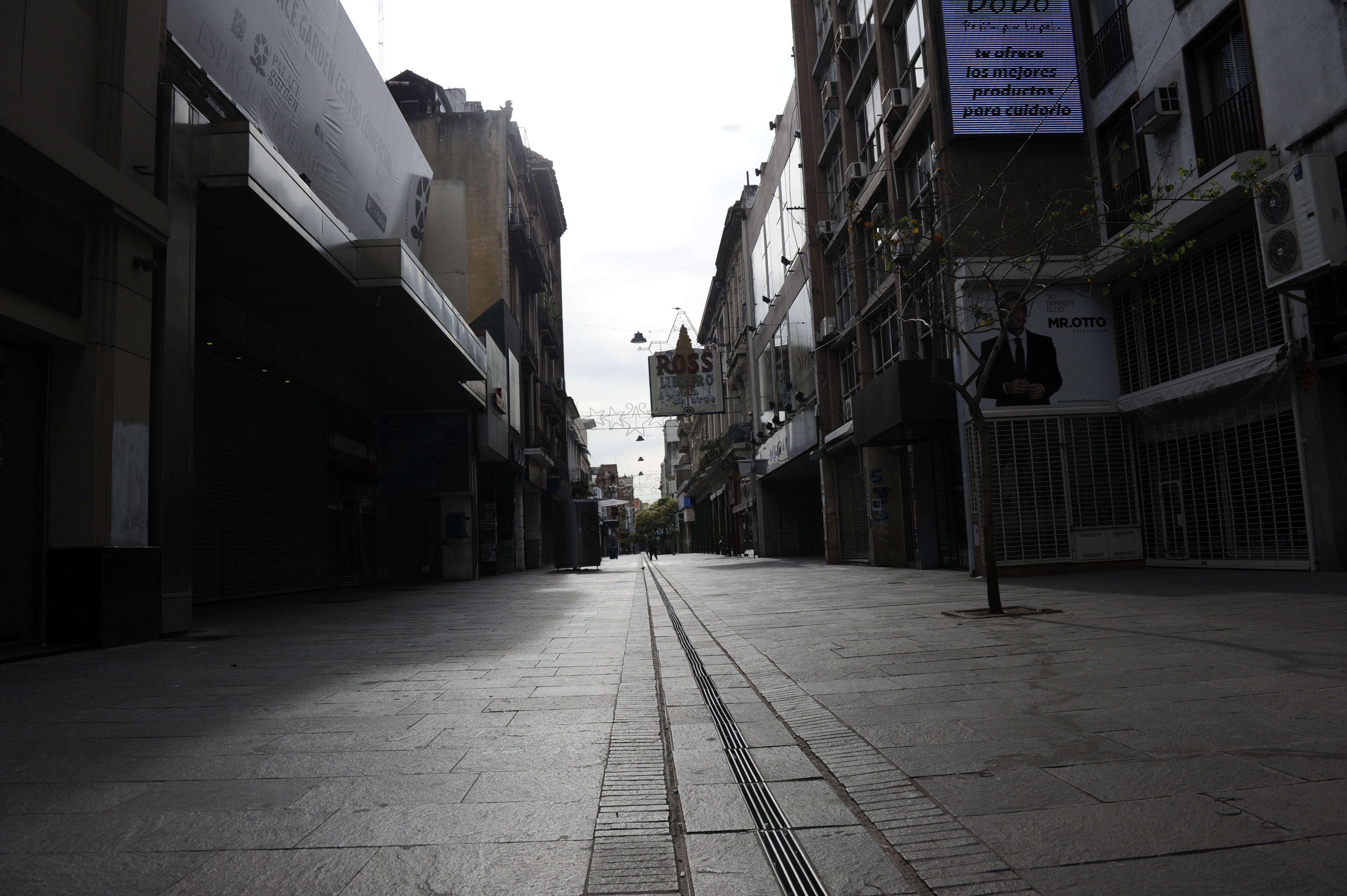 La Municipalidad y la provincia se sumaron al asueto propuesto por el gobierno nacional. (Foto: C.M.Lovera)