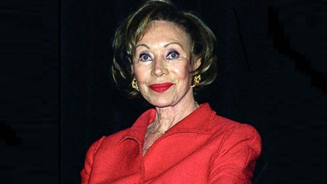 Ernestina Herrera dirigió por décadas el holding Clarín.