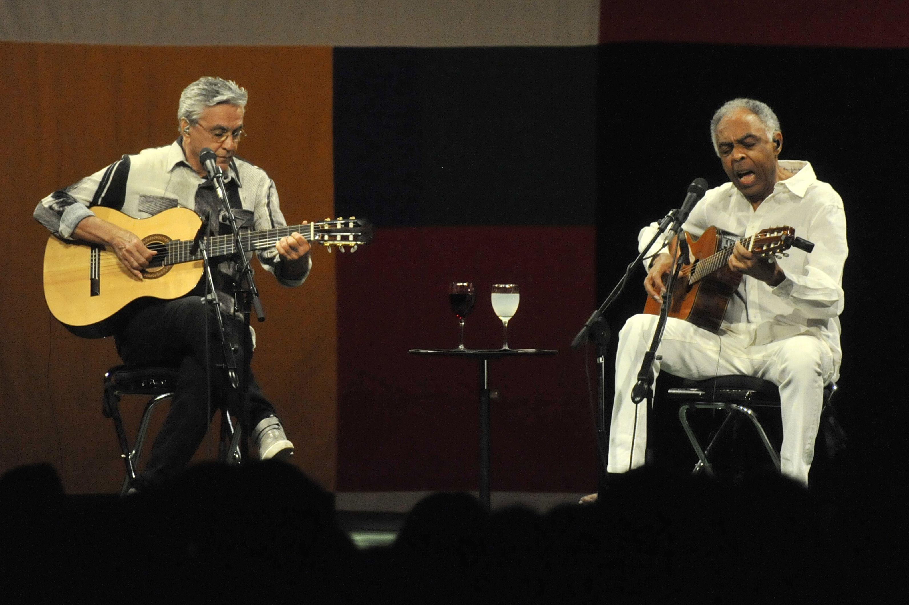 Tropicalismo. Caetano y Gilberto