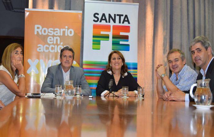 En se llevó a cabo en el salón Belgrano de la Municipalidad de Rosario.