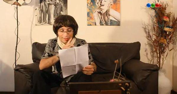 Estudiantes de Rosario parodian por YouTube a la actriz Virginia Lagos