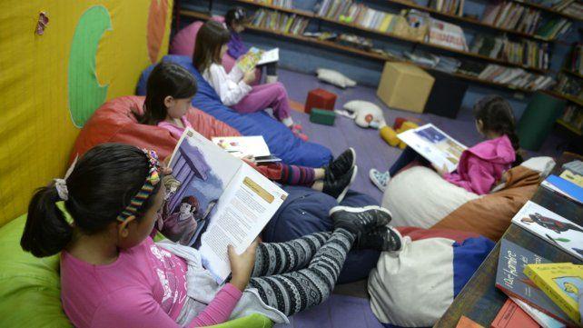La Cachilo es referente en promoción de la lectura.
