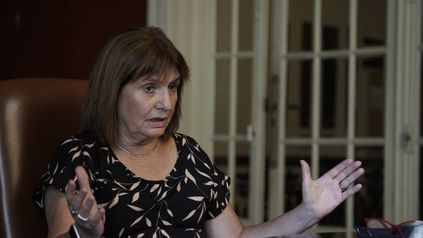 """La ex ministra de Seguridad dijo que el sobreseimiento de CFK fue """"una creatividad procesal""""."""