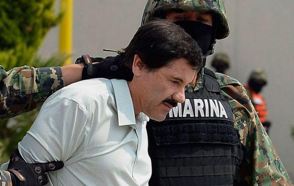 El Chapo Guzmán fue detenido en febrero pasado en Mazatlán