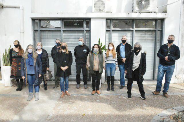 Distintas entidades de Venado lanzaron una campaña solidaria para recolectar frazadas