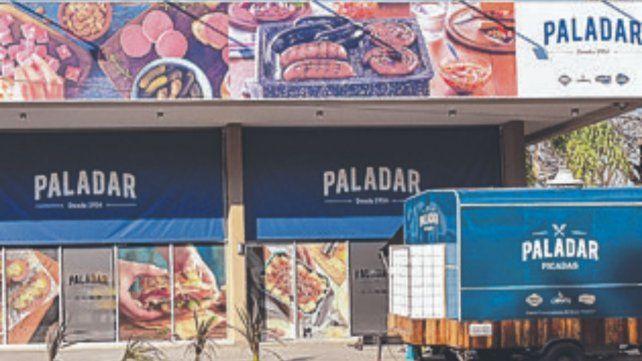Paladini inauguró Paladar Picadas en Funes.