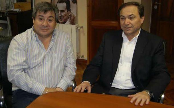 En sintonía. Marcelo Andrada y Miguel Zamarini.