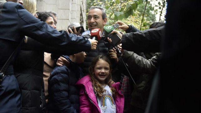 Javkin: Este es el momento que nosotros callamos y la gente decide