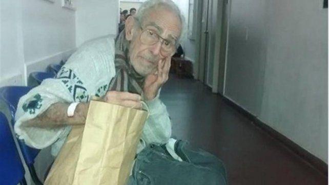 Barreda fue trasladado a un geriátrico de Pami después de vivir como ocupa en un hospital