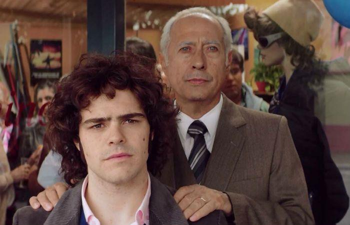 El clan fue protagonizada por Guillermo Francella y Peter Lanzani.